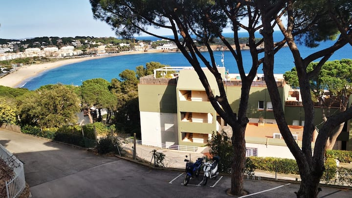 Girorooms Travel - Apartment in S'Agaró in quiet area with sea views - BALLESTER