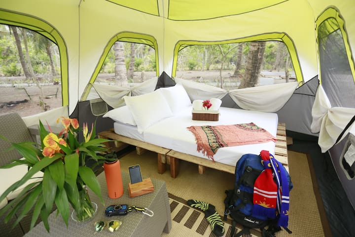 Easy Adventure - EcoLuxe Camping for 2 with Meals - Baler