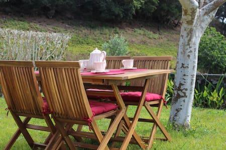 Casa Rústica com Jardim - Agua De Pau - Hus