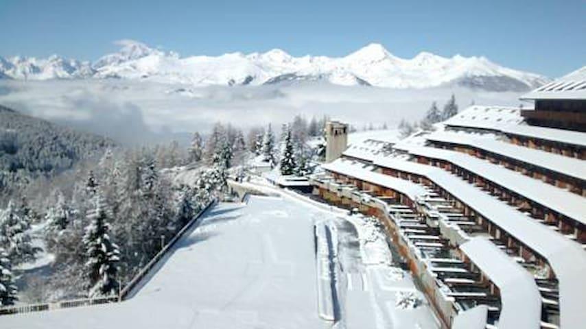 Very nice apartment in Pila - Aosta - Pila - Daire