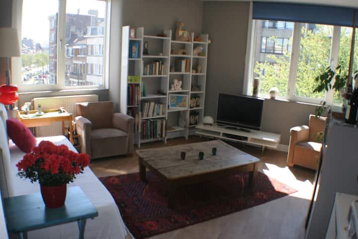 Bright & cozy apartment (75m2)
