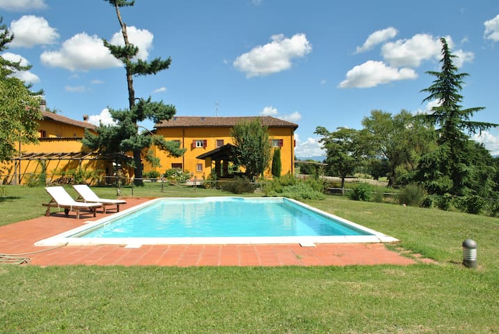Holiday Home Cascina Ometto - Pasturana - Huvila