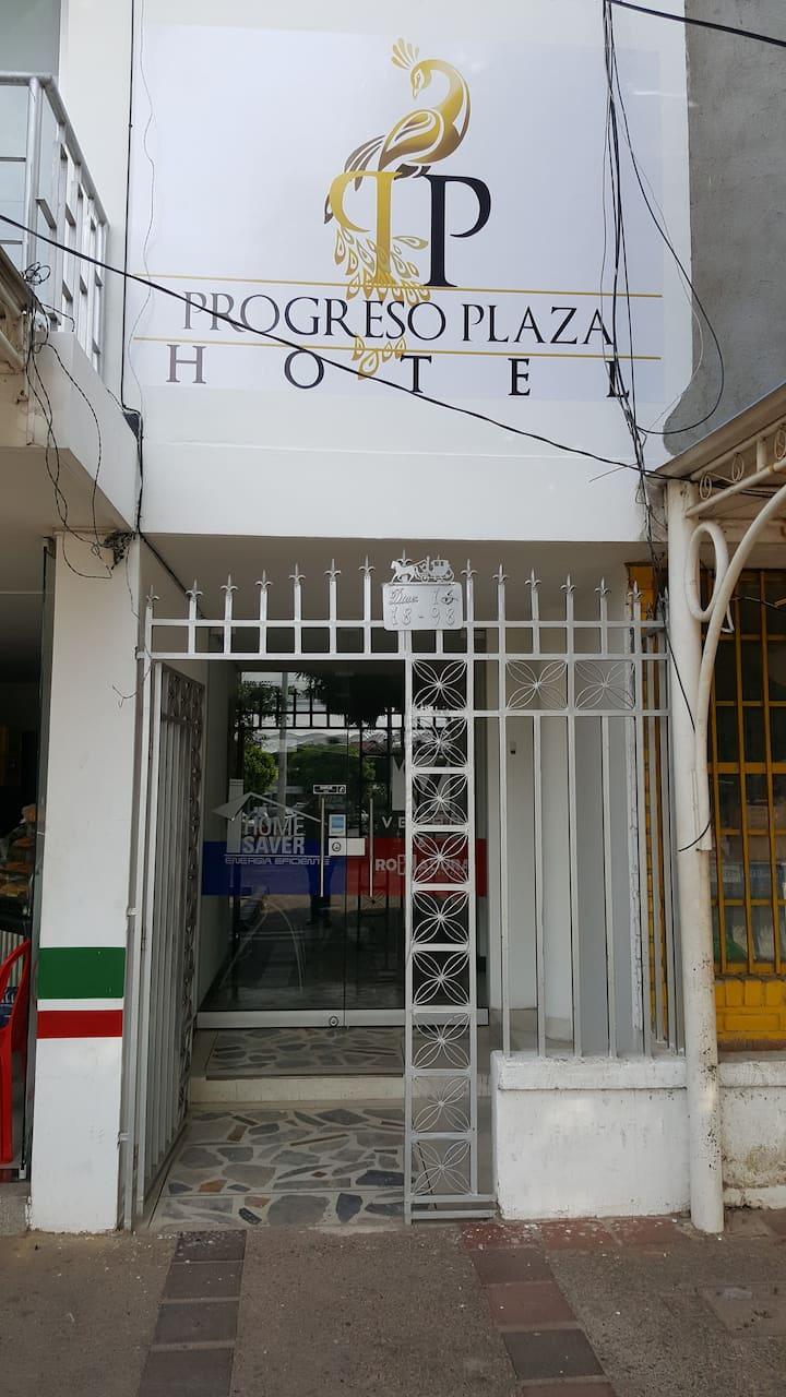 Hotel Progreso Plaza