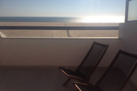 2 bedroom flat facing the beach - Figueira da Foz - Lakás