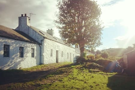 Nr. 1 Port Ramsay Bay Cottage, Isle of Lismore - Oban