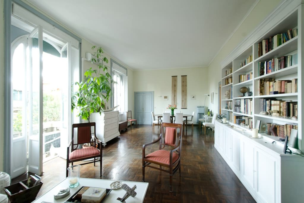 Luxury apartment in Trastevere - Apartments for Rent in ...