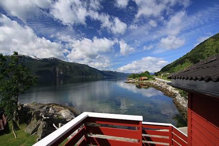 Lunden Ferie - Fjordidyllen 2 - Slinde - Apartamento