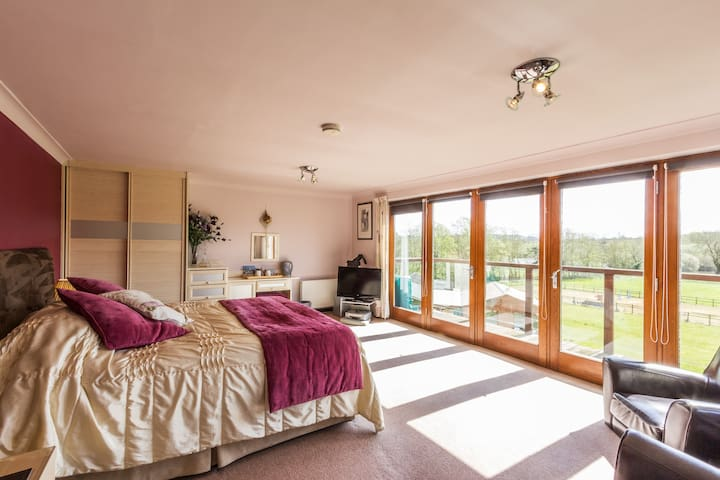 Deluxe B&B - Chilham Canterbury - Canterbury - Bed & Breakfast