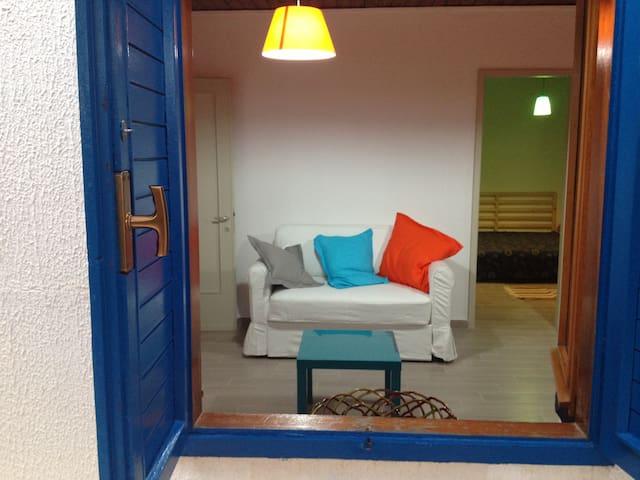 Casa Azzurra - Isola delle Femmine - Villa
