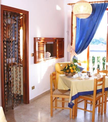 Bilocali Baiadoro con accesso al mare - Bagheria - Appartement