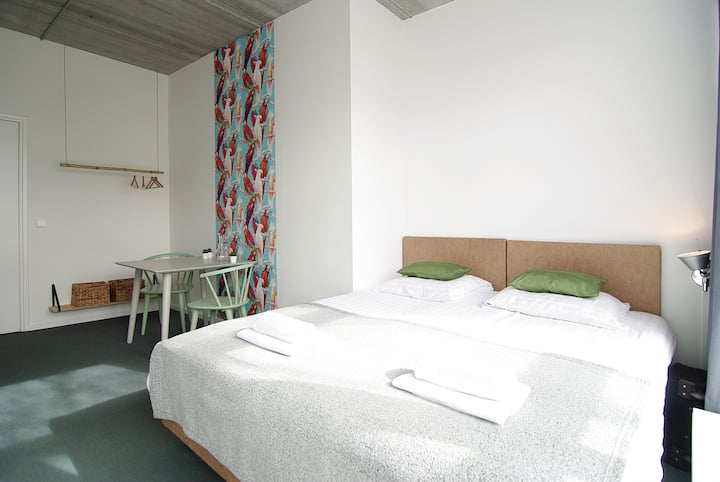 Lovely and romantic room for two near Amstel River