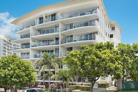 Seabourne Appartments in heart of Caloundra - Caloundra - Daire