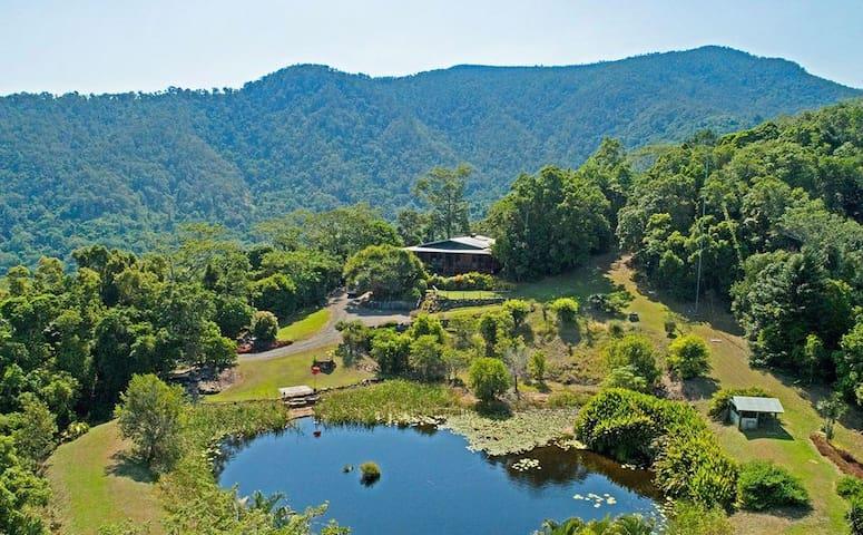 Byfield Mountain Retreat
