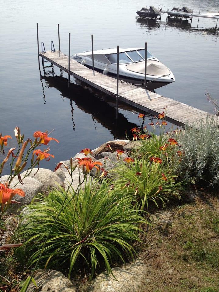 Pristine Lake Location in Vermont