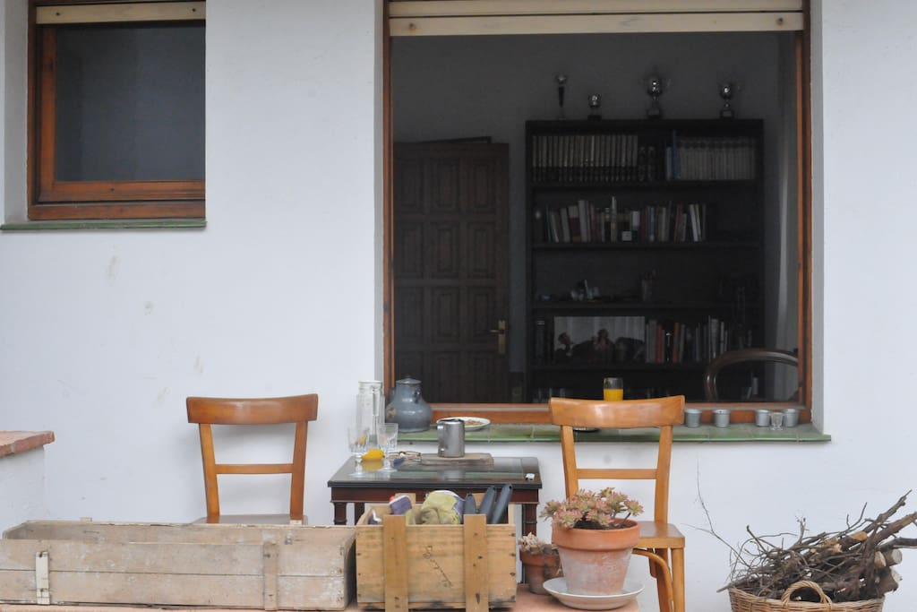 Exterior Porch/Porche Exterior