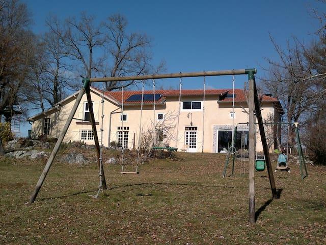 maison à la campagne - Ganties