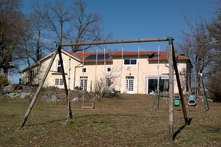maison à la campagne - Ganties - Casa