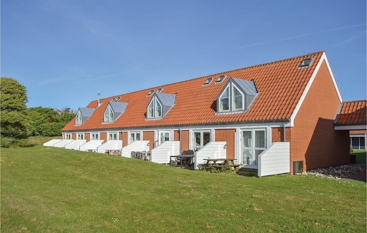 Holiday apartment with 2 bedrooms on 56m² in Lemvig