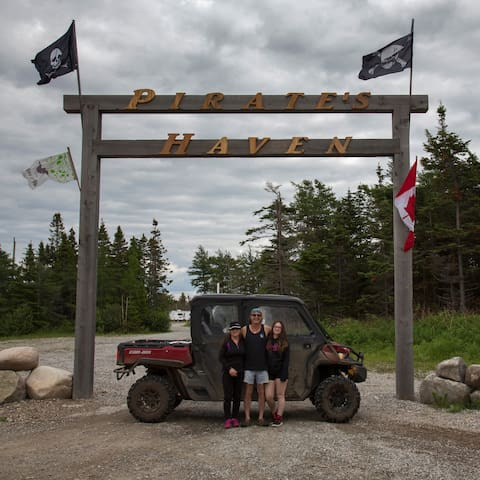Guided ATV Tours and 6 Seat Group Tour