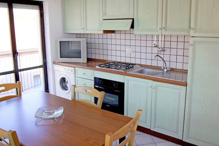 Holiday Apartment on the sea - Falerna Marina - Pis