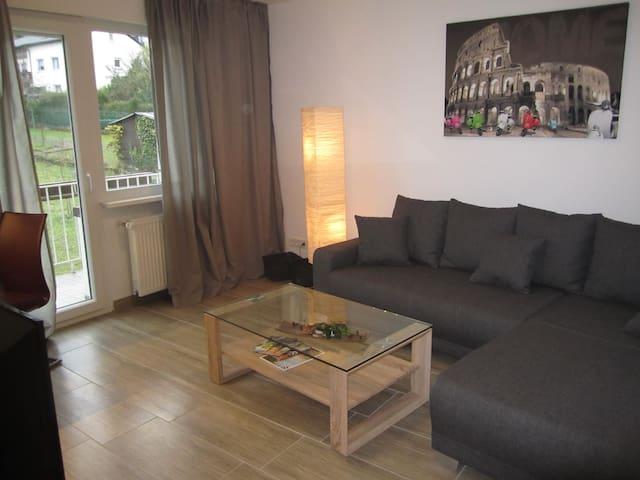 S-Gästehaus SB-Kleinb.-dorf Wg.2 - Kleinblittersdorf - Appartement