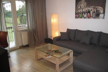 S-Gästehaus SB-Kleinb.-dorf Wg.2 - Apartment