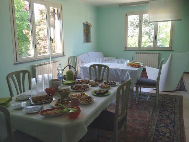 Benessere e relax in Oltrepo - Mairano - Casa de férias