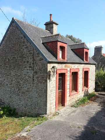 charmante maison en pierres - Le Vicel - House