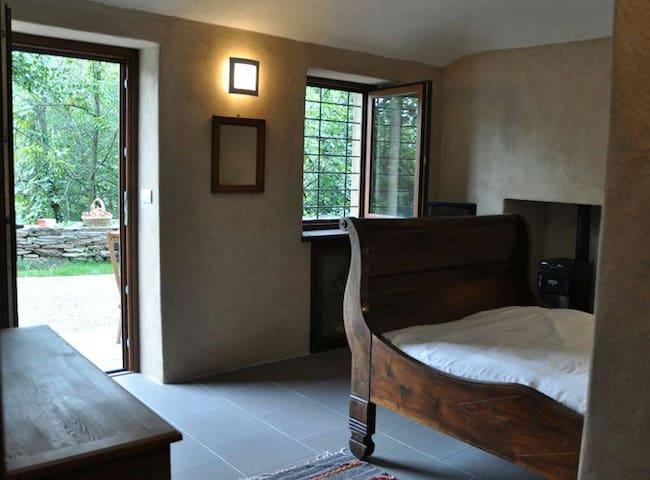 Bed&Breakfast AL Molino - Valgioie - Wikt i opierunek