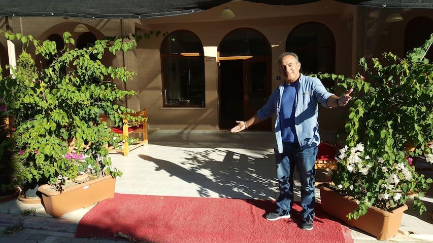 Familiär zum wohlfühlen in idyllischer Umgebung - Mordoğan - Loft