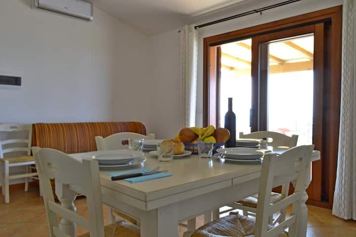 Gallura Family Apartments, Wave