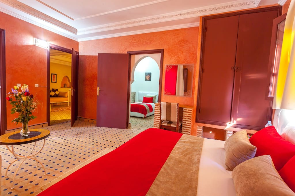 Expert best place in marrakesh chambres d 39 h tes louer for Chambre d hotes marrakech