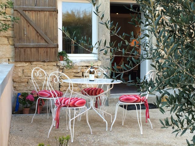 New. Le Costelor petite maison loft - Bligny-lès-Beaune - Çatı Katı