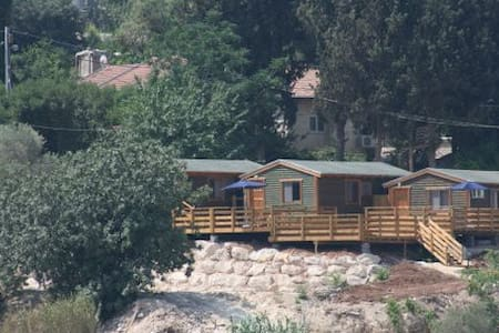 Beautiful relaxing cabins - Beit Me'ir - Kisház