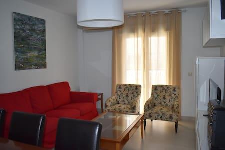 Confortable apartamento a 1 minuto del mar