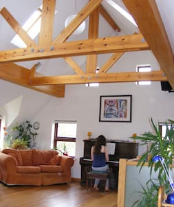 Family house in heart of Stromness - Casa