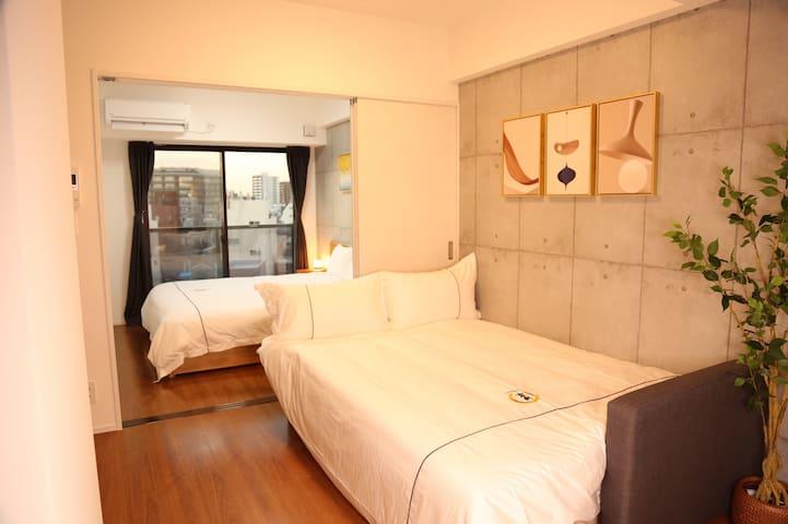 吉月閣 ホテル YOSHITSUKI Hotel |近天空树 浅草 上野丨公交站步行1分钟  十