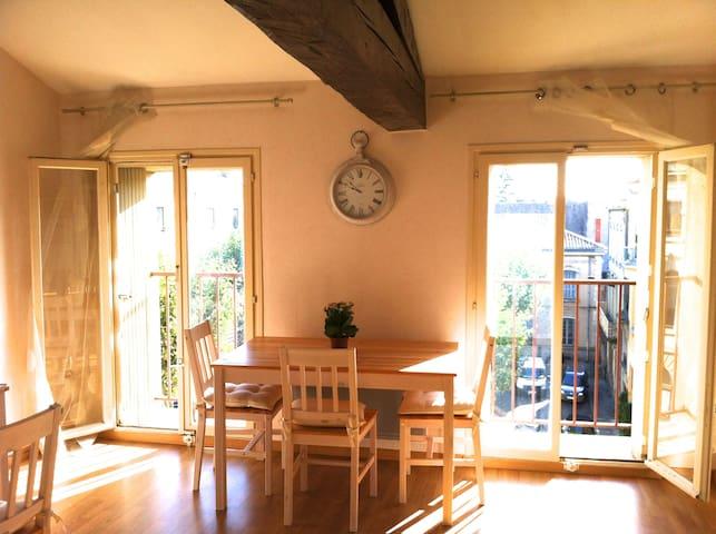 Romantic Apartment in Carcassonne - Carcassonne