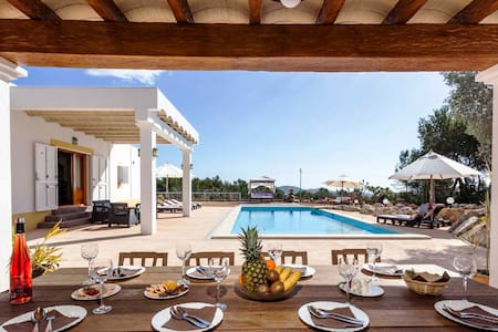 5km from Ibiza with sea views -2015000783- - Sant Rafel