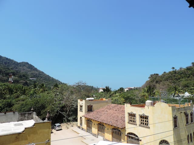 Mismaloya Studio - 5 min from beach - Aguacate - Apartment