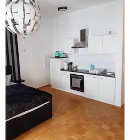 Apartment am Johannapark