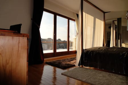 Penthouse Ultracentral and luxury - Bucharest - Loft