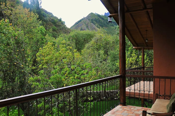 Eco Valle Sagrado /Sacred Valley House /Rumi Wasi