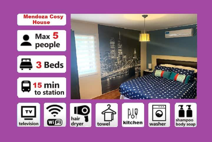 Mendoza cosy house