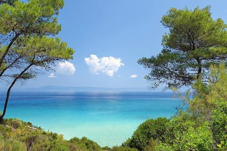 Summer Villa - Gorgeous beach - Κρυοπηγή - Vila