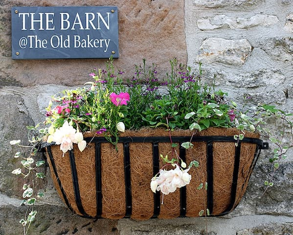 The Barn @ The Old Bakery - Youlgreave - Apartament