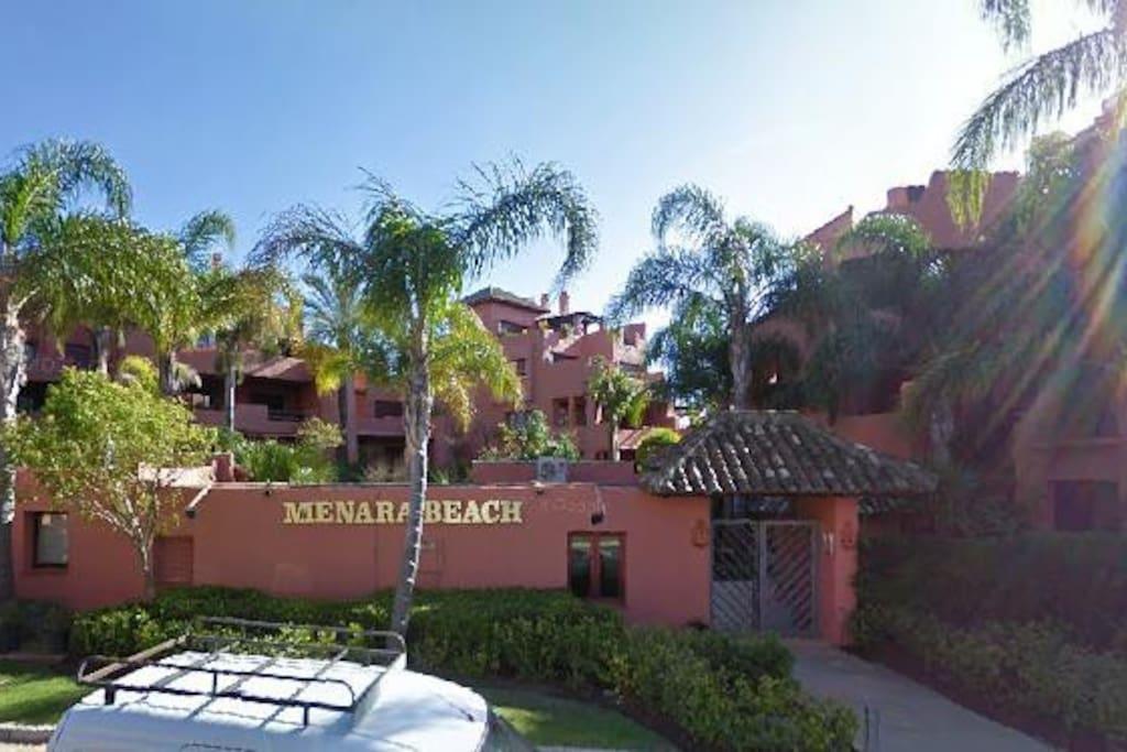 Apartments To Rent In Menara Beach