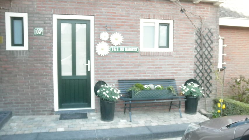 "B&B ..... ""Margriet's place"" - Bunde - Bed & Breakfast"