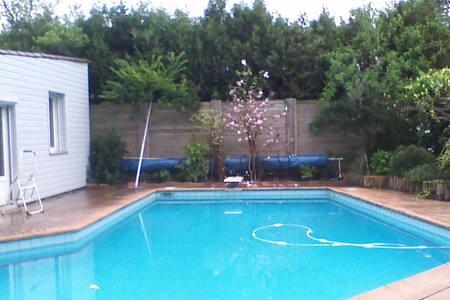joli F2 independant avec jardin - Tassin-la-Demi-Lune - Haus