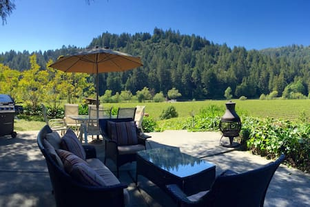 Vineyard Vista - Guerneville